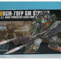 HGUC 1/144 Gundam RGM-79FP GM Striker Model Kit