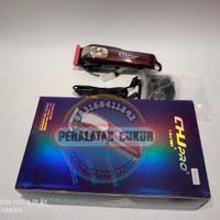 Alat cukur rambut CHJPRO CJ-908 megic clip cordless
