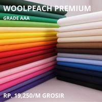 Kain Wolfis Premium / Kain Wollpeach Grade AAA (Per 0,5 Meter)