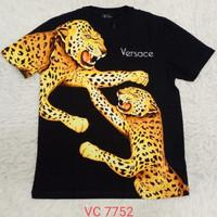 Kaos Pria Versacee2 import premium baju pria branded (not lv gucci)