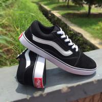 Sepatu VANS OLD SKOOL hitam putih