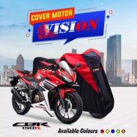 Cover Sarung Selimut Pelindung Motor Sport CBR 150R Outdoor Waterproof - Kuning