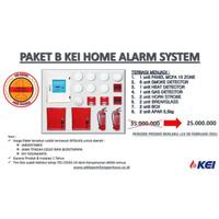 PROMO PaketB / KEI Home Fire Alarm System