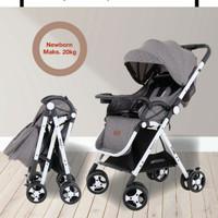 Stroler BabyDeos Nexus Stroller Baby Does Kereta Dorongan Anak Bayi