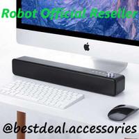 Robot RB480 Soundbar Bluetooth Speaker TV PC Aux 3.5mm Micro SD