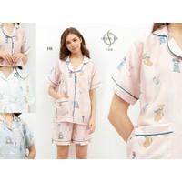 Baju Tidur GREET model : T-030 / HK Organik Silk
