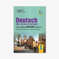 BUKU BAHASA JERMAN SMA/MA KELAS X PEM KUR. 13 REVISI - YRAMA WIDYA