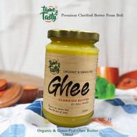 Organic & Grass-Fed Ghee Butter 330ml - Bali Buda
