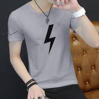 Baju Kaos Pria Distro Keren Tshirt Lengan Pendek Atasan Cowok Andrea