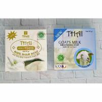 Sabun Thai Rice milk / Goat Milk
