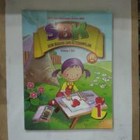 Buku SD Kelas 1 - SBK, Seni Budaya dan Keterampilan (Yudhistira)