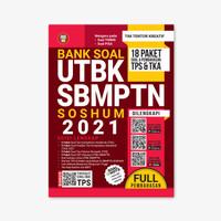 Yrama Widya - Buku Bank Soal UTBK SBMPTN Soshum 2021 Edisi Lengkap