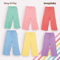 Boogy Sleep N Play - Celana anak penjang kulot unisex