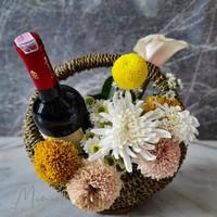 Luxury Hampers Wine / Gift / Christmas / Birthday / New Year/ Lebaran