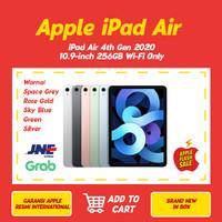 Apple iPad Air 4/ 4th Generation 2020 10.9 Inch 256GB Wifi Only - Sky Blue