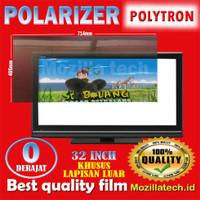 polarizer tv polytron plastik polarizer tv lcd polytron polaris tv