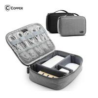 COPPER Tas Gadget Powerbank Waterproof / Travel Organizer Large
