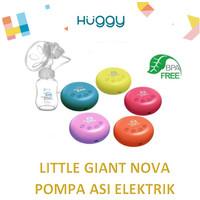 Little Giant Nova Pompa Asi Elektrik Breast Pump Electric KEMENKES AKL