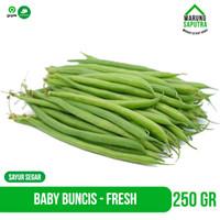 Baby Buncis Segar 250g