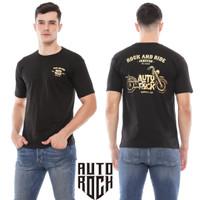 Autorock Kaos T-Shirt Rock & Ride Forever Black - M