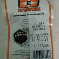Point Easton Break Off Arrow Carbon One   Bima Archery Panah Panahan