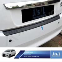 Datsun Go go+ Panca sillplate sill plate belakang rear scuff bagasi
