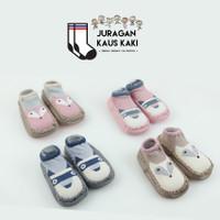 Baby Prewalker Sepatu Bayi Anak Kaos Kaki Booties Skidder Skidders 3