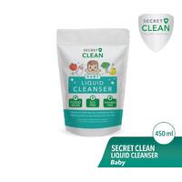 Secret Clean Baby Liquid Cleanser 450ml 8997226223721