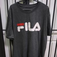 baju kaos FILA original size XL