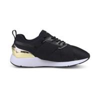 Puma Women Muse X-2 Metallic Black Shoes-37083807