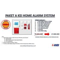 PROMO Paket A / KEI Home Fire Alarm System