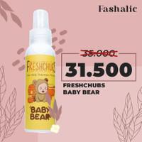 FRESHCHUBS BABY BEAR 100ml PARFUM BAJU - WANGI & ANTI BAKTERIAL