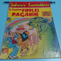 Komik Johnny Goodbye - Lawan Fiddles Paganini