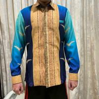 baju kemeja pria batik Tapis