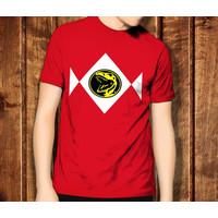 Kaos Power Rangers Kaos Power Ranger Movie T-Shirt T Shirt TShirt