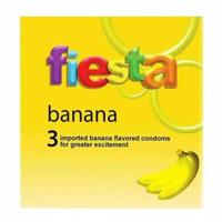 Kondom Fiesta banana isi 3