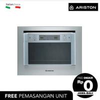 ARISTON Oven Elektrik Tanam 45 Cm Series F48L1012.1IX 53 Liter