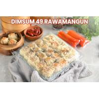 DIMSUM 49 RAWAMANGUN ISI 50 PCS/ HALAL / SIOMAY AYAM