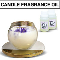 FRAGRANCE SCENTED CANDLE AROMATHERAPY 120ML/LILIN AROMATERAPI