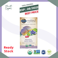 Garden of Life - mykind Organics Prenatal Once Daily 30ct TABLETS