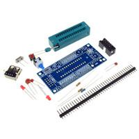 Minimum System MinSys Sistem ATmel ATmega8 ATmega48 AVR minsis