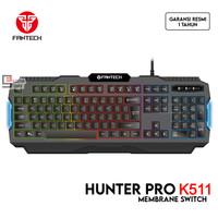 Fantech HUNTER PRO K511 RGB Backlite Keyboard Gaming Membrane
