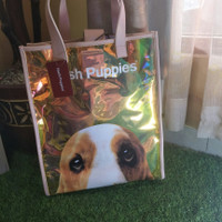tote bag Mika Mirror Hush Puppies original - YELLOW L
