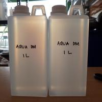 Aqua Destilata ~ Aqua Dm ~ 1liter
