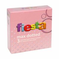 Kondom Fiesta max dotted isi 3