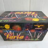 Kembang Api Top Cake Varia 3 108 shots 1.2 inch