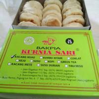 Bakpia Kurnia Sari Isi 15 || Makanan Khas Jogja || Kue kering - Kacang Hijau
