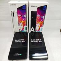 Samsung A70 Ram 6/128 Gb Second Sein Resmi Indonesia