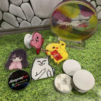 PopSocket Griptok Holder Aksesoris Pentol Hp Akrilik Custom Premium