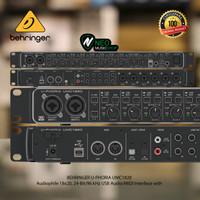 Behringer U-Phoria UMC1820 Audiophile 18x20, 24-Bit/96 kHz USB Audio/M